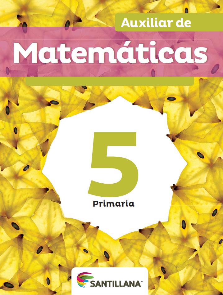 Auxiliar de Matematicas 5