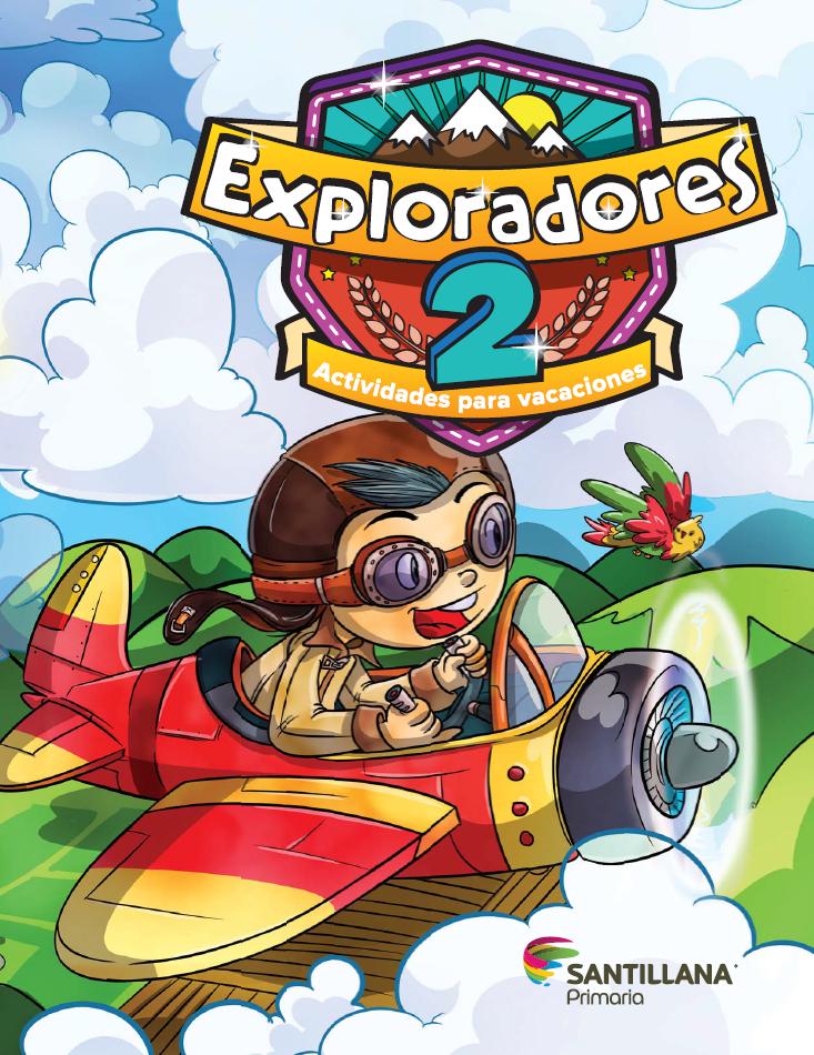 Exploradores 2 Actividades para vacaciones