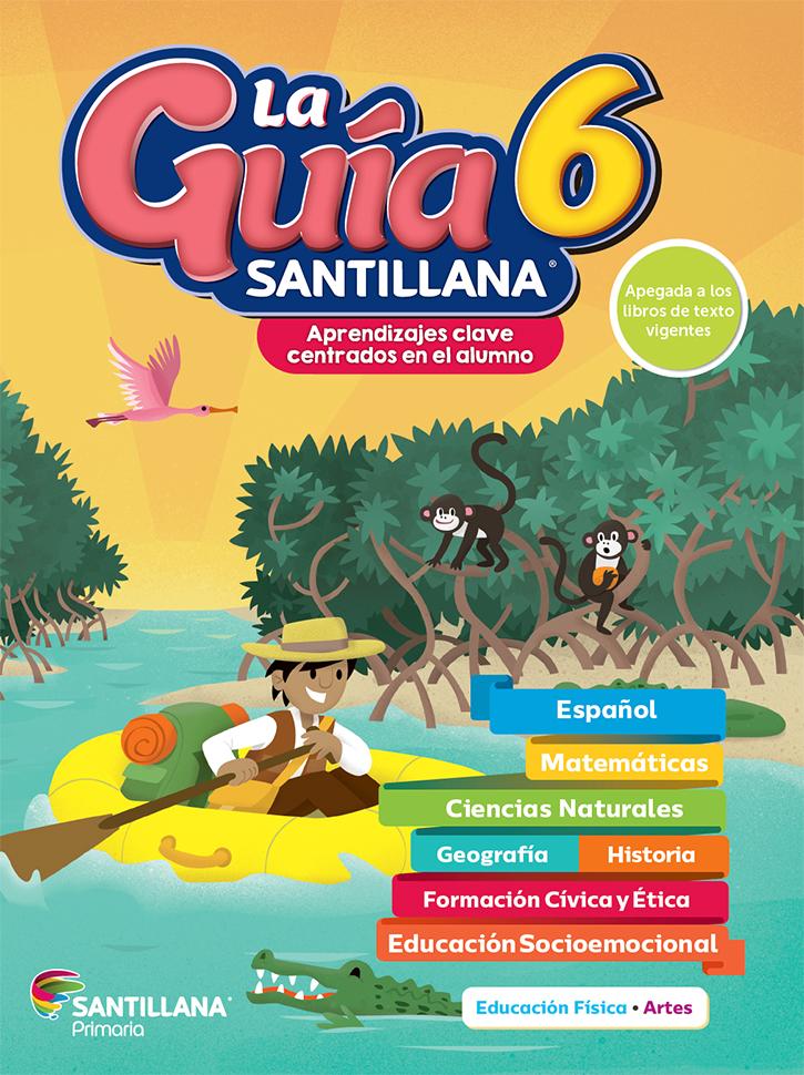 La Guia Santillana 6