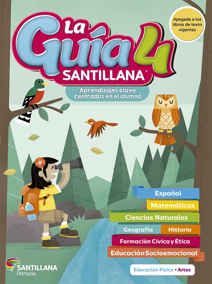 La Guia Santillana 4