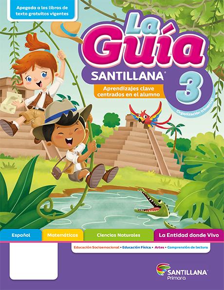 La Guia Santillana 3